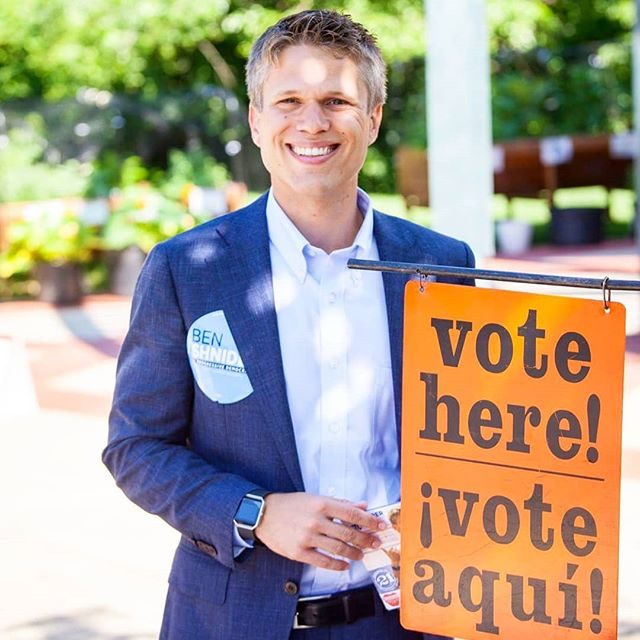 Have you voted yet? If not, now's the time! Come out to support progressive values we can trust, the fresh perspective we need, and a vision for a County Council that speaks directly with you. We can do better! Vote for change. Vote for Ben Shnider in District 3 right now! Find your polling location at: https://voterservices.elections.maryland.gov/PollingPlaceSearch
