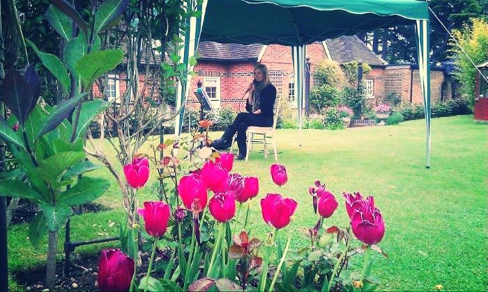 Acoustic Duo Garden Music