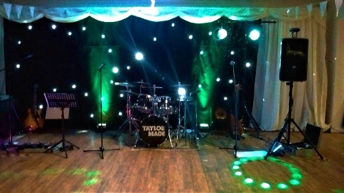 Taylormade Wedding Band - Towcester Rugby Club