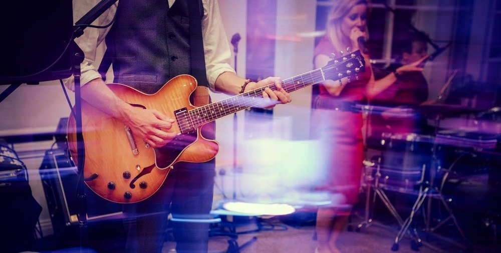 Taylormade Live Band Warwickshire wedding