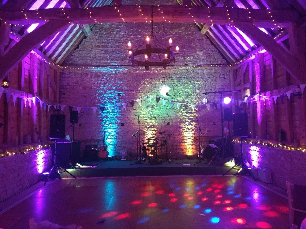 Manor Farm Barn Live Wedding Band Bicester Oxfordshire
