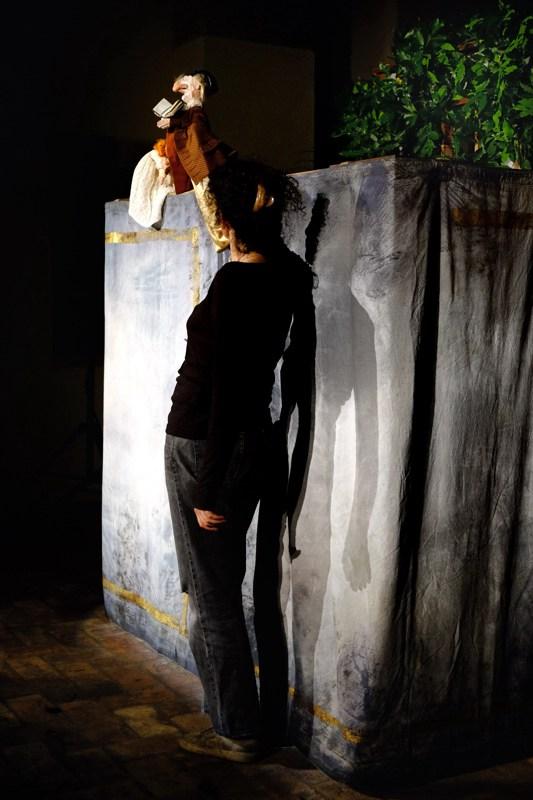LA SEMPLICE IN CERCA DI SPIRITO | Teatro dell'orso in peata.jpeg