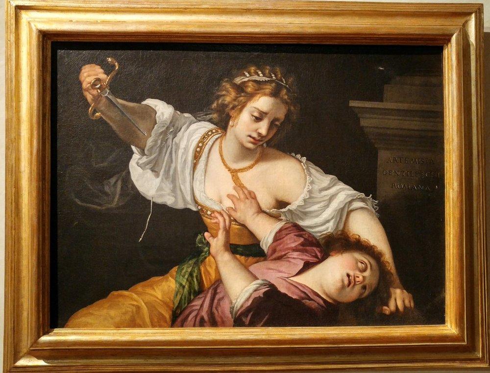 Artemisia Gentileschi – Medea (1620)