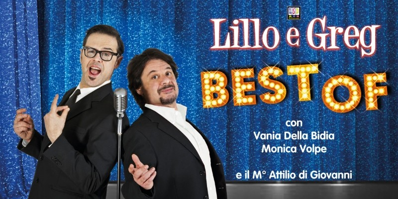 Lillo & Greg Best Of