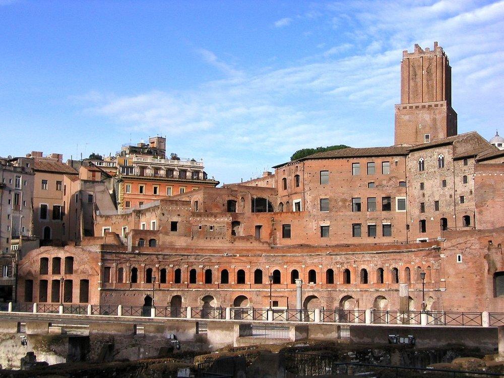 I Mercati di Traiano