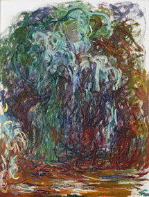 MMT 192359                                                        Weeping Willow, 1921-22 (oil on canvas)                                                        Monet, Claude (1840-1926)                                                        MUSEE MARMOTTAN MONET, PARIS, ,