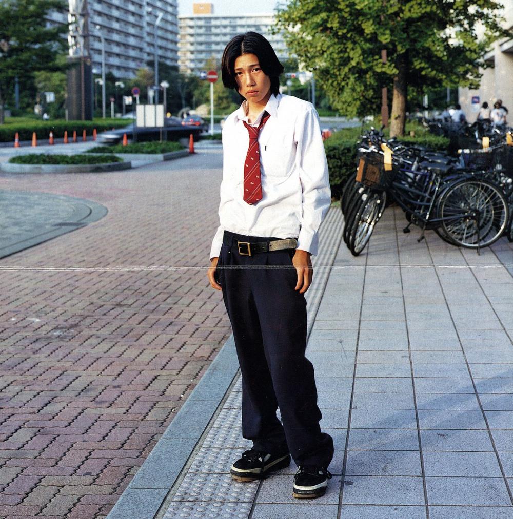 (c) Takashi Homma, TOKYO SUBURBIA, 1995-98