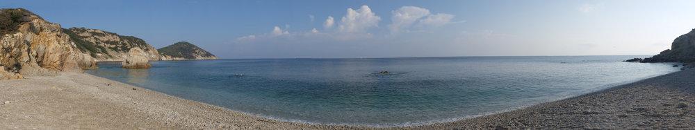 Le spiagge non sono altro che un sorriso del mare