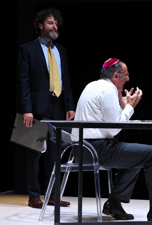 Massimo Reale e Luca Barbareschi in IL PENITENTE foto di Bepi Caroli  MEDIA DSC_7335.JPG