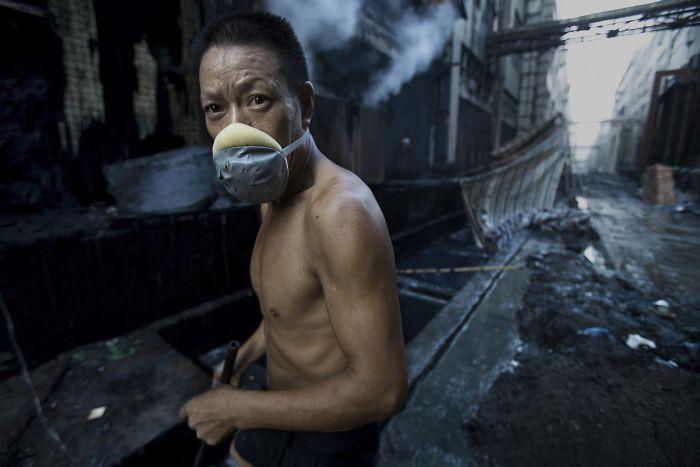 Serie Sviluppo e Inquinamento