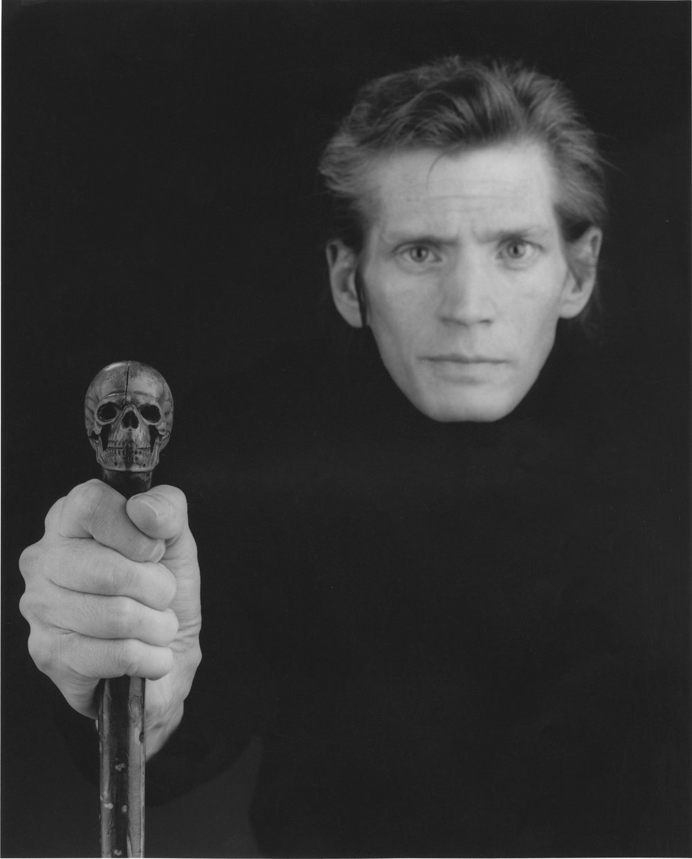 Self-portrait, 1988