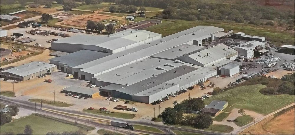 527,882 Square Foot Facility in Olney, TX