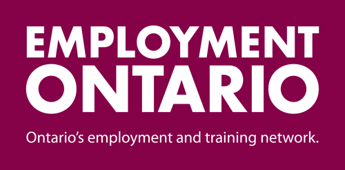 This Employment Ontario service is funded in part by the Government of Canada and the Government of Ontario and through the Canada-Ontario Job Fund Agreement.