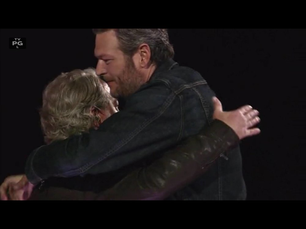 Blake Shelton and Dan