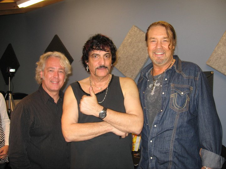Dan, Carmine Appice, Jack White (Rick Springfield, Tina Turner, Red Bone) Great Drummers!