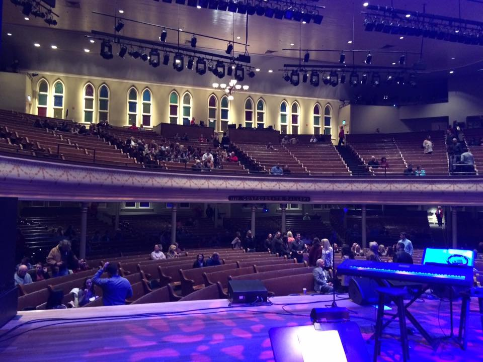 The Ryman Theater
