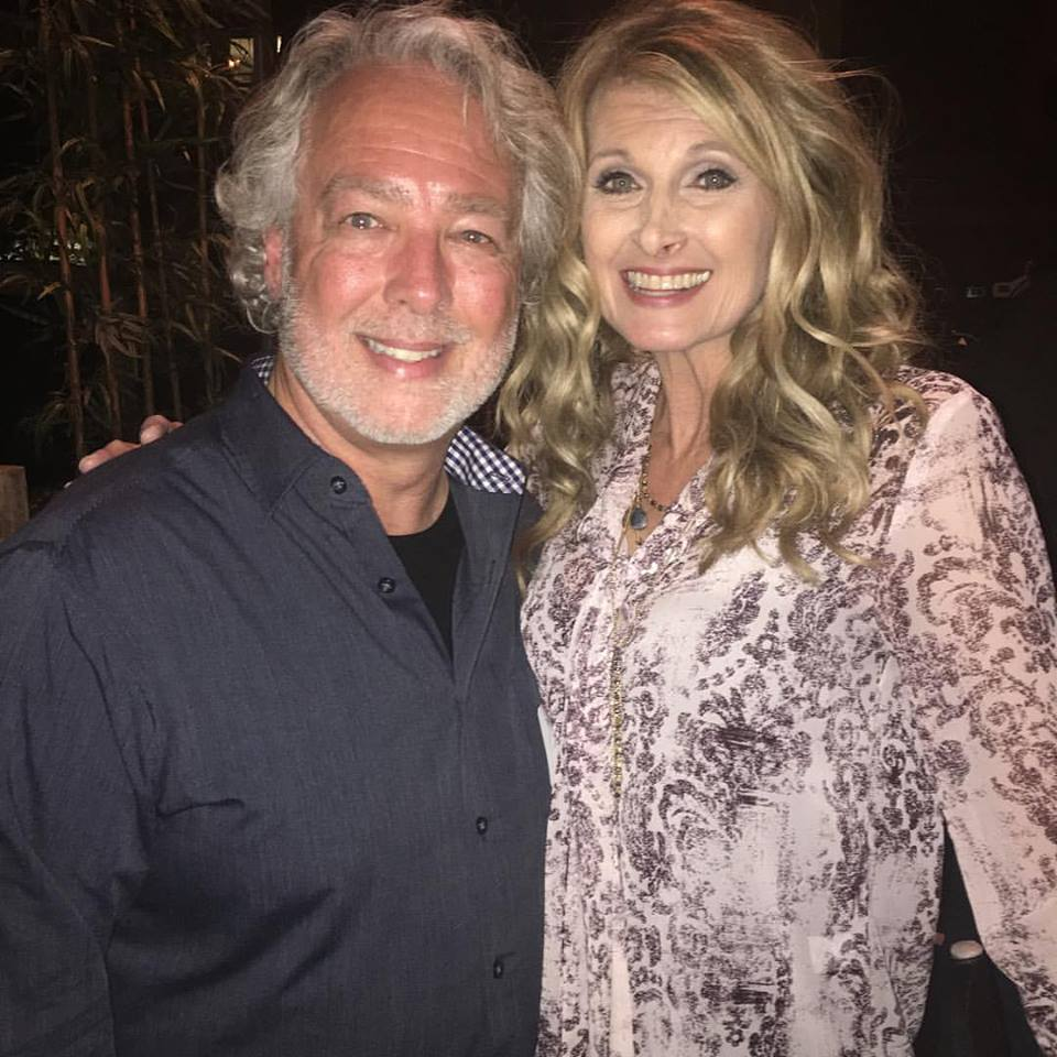 Dan and Linda Davis (Reba, Kenny Rogers, and a fine Artist)