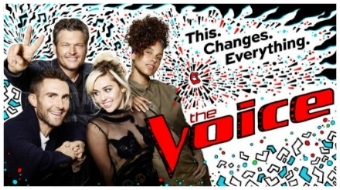 NBC The Voice (Blind Audition & Battle)