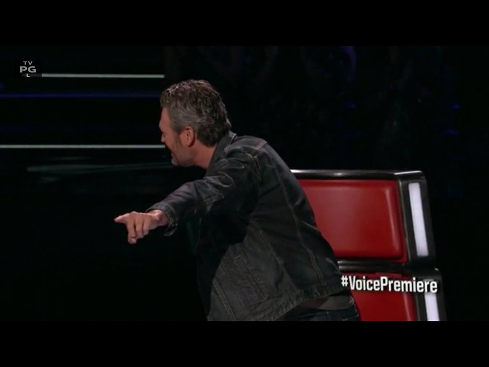"""That's What I Love About The Voice"""