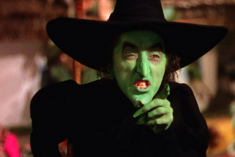 Actress Margaret Hamilton