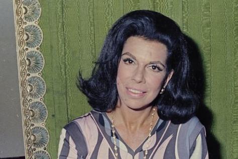 Writer Jacqueline Susann