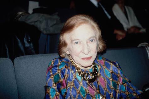 Writer and Critic Ann Barzel