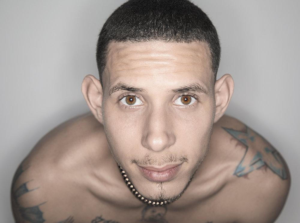 Model: David Pena - Havana, Cuba