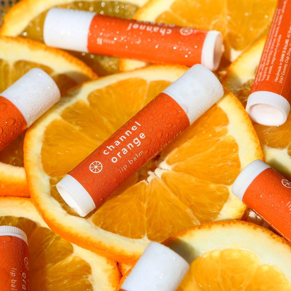 Channel Orange Lip Balm