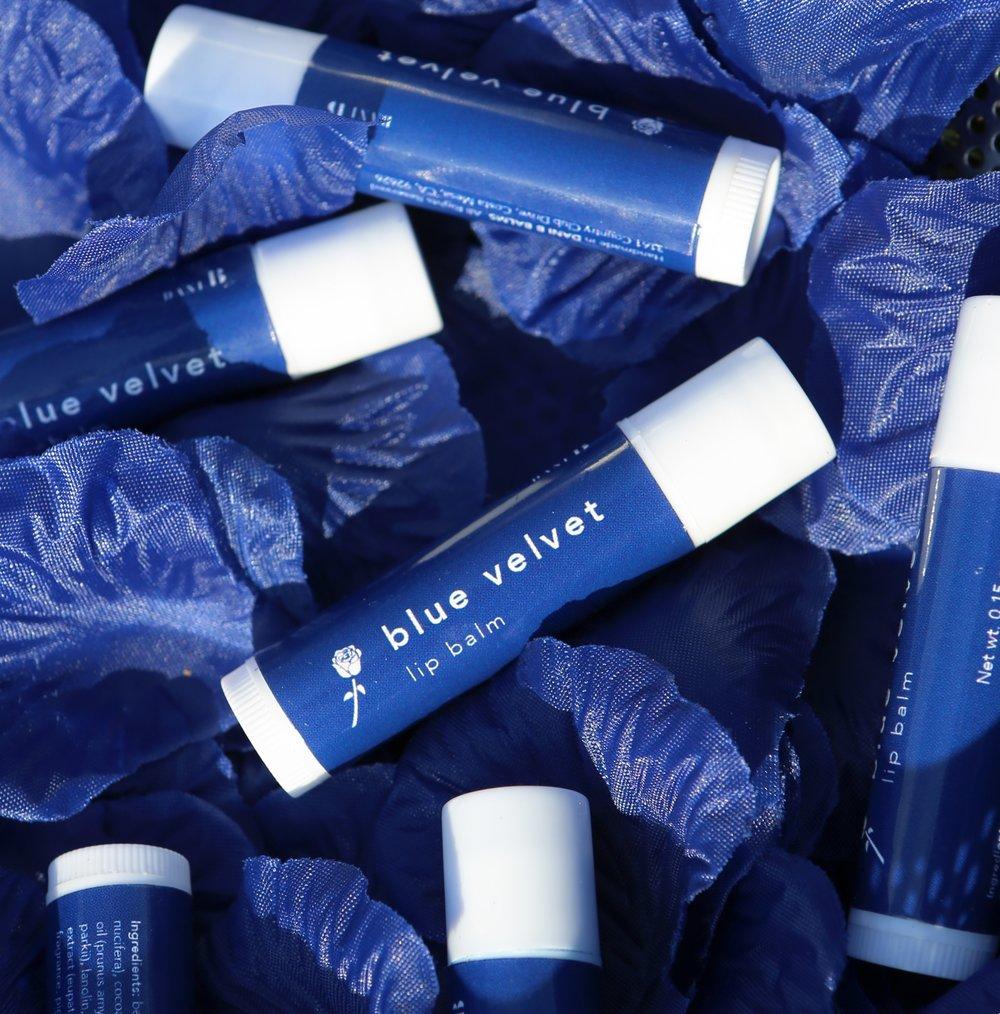Blue Velvet Lip Balm
