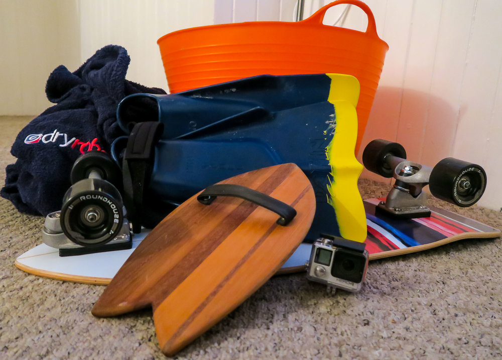 10 Christmas Presents for Scottish Surfers | North Sea Surf Shots