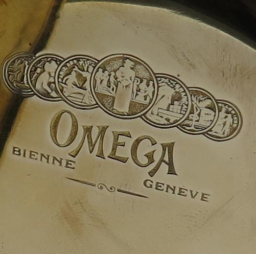 Classic Omega branding
