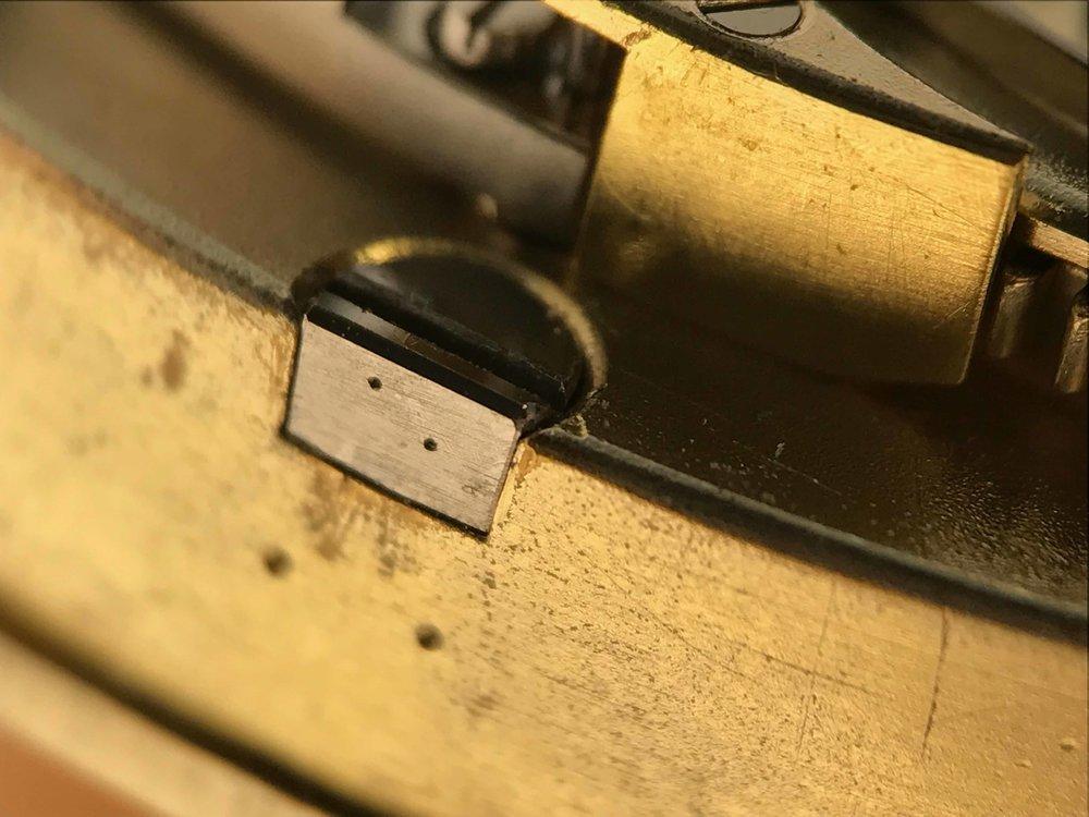 Casing screw (2)