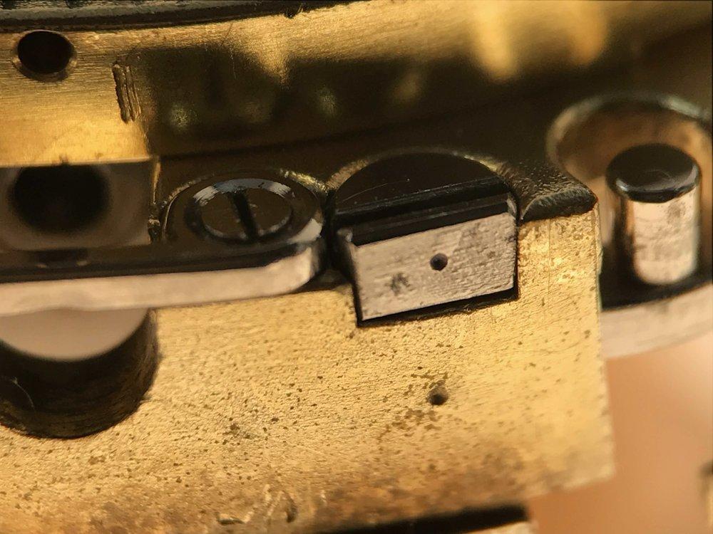 Casing screw (1)