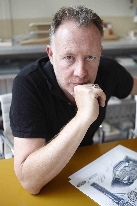 Martin Frei. (Designer)