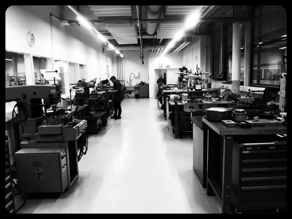 6. Tool Room
