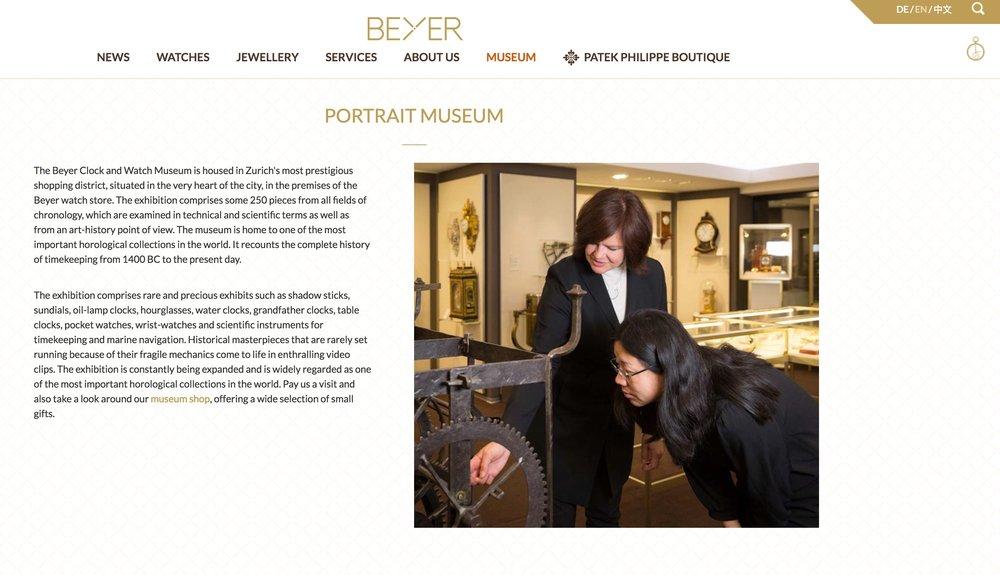 Beyer Museum (Zurich)