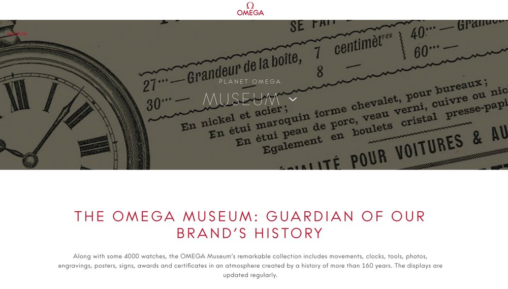Omega Museum (Bienne)