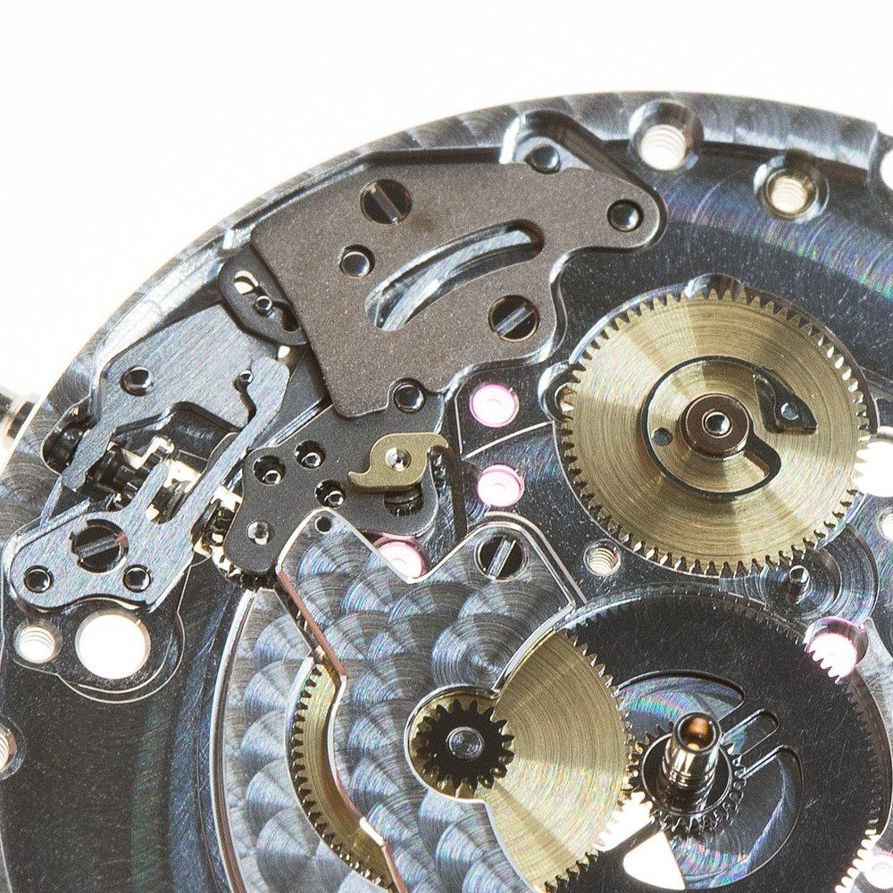 The setting mechanism