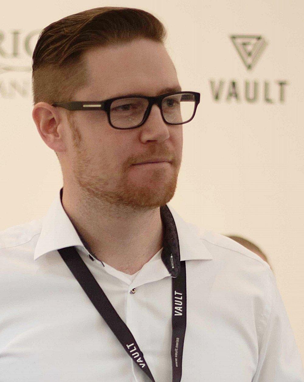 Mark Schwarz (Maker of watches)