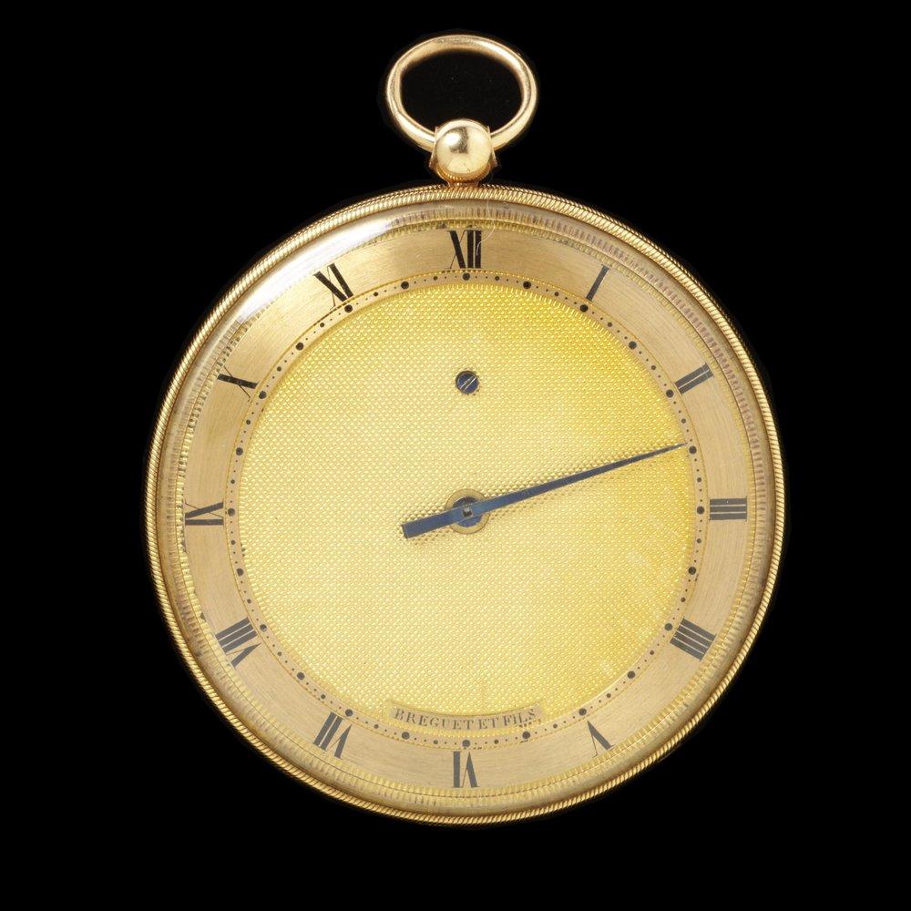 Breguet, Abraham-Louis, born 1747 - died 1823 (watchmaker)  Tavernier, Pierre-Benjamin (casemaker)  © Victoria and Albert Museum, London