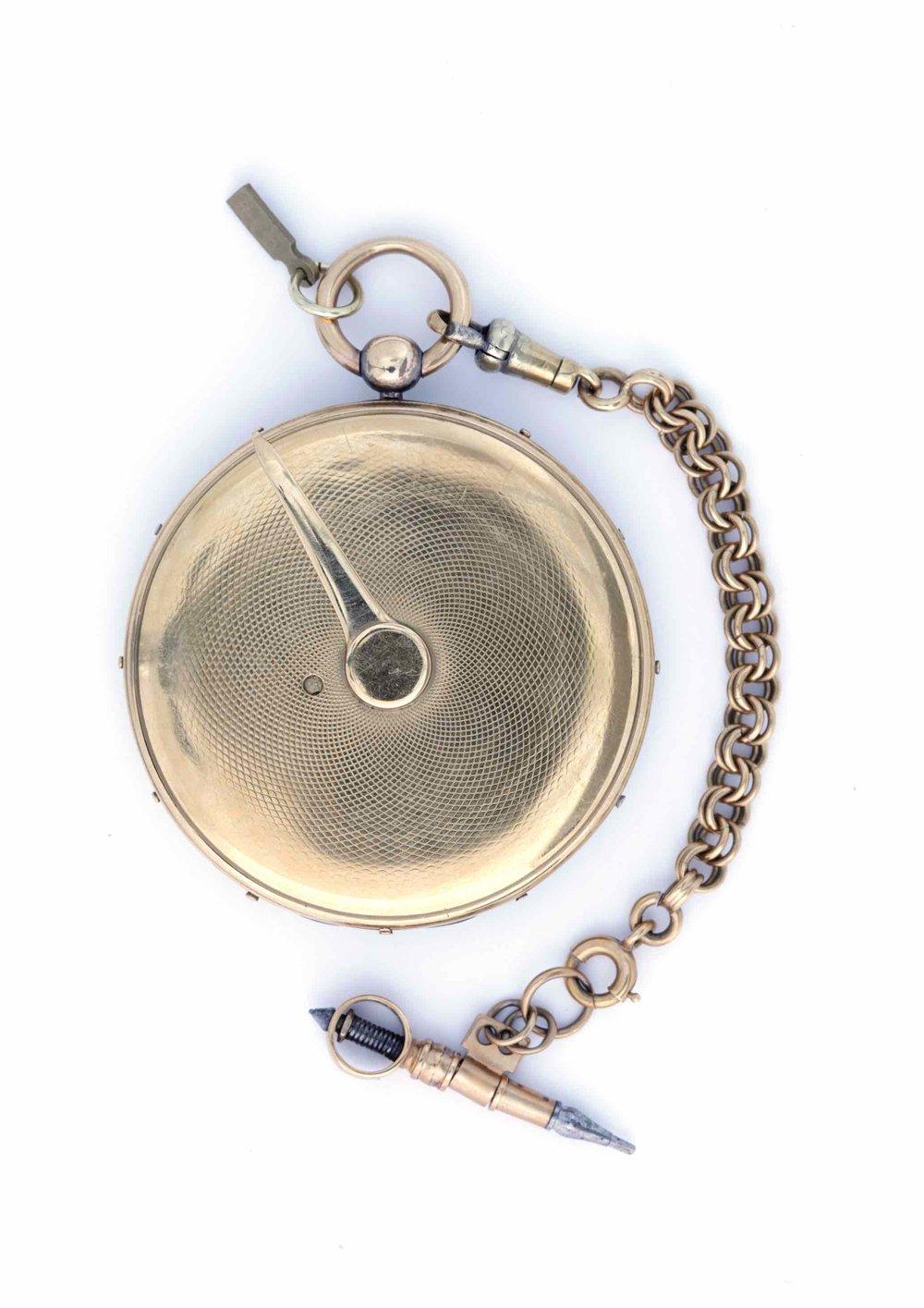 Breguet Pocket watch ©  Musée international d'horlogerie de La Chaux-de-Fonds.