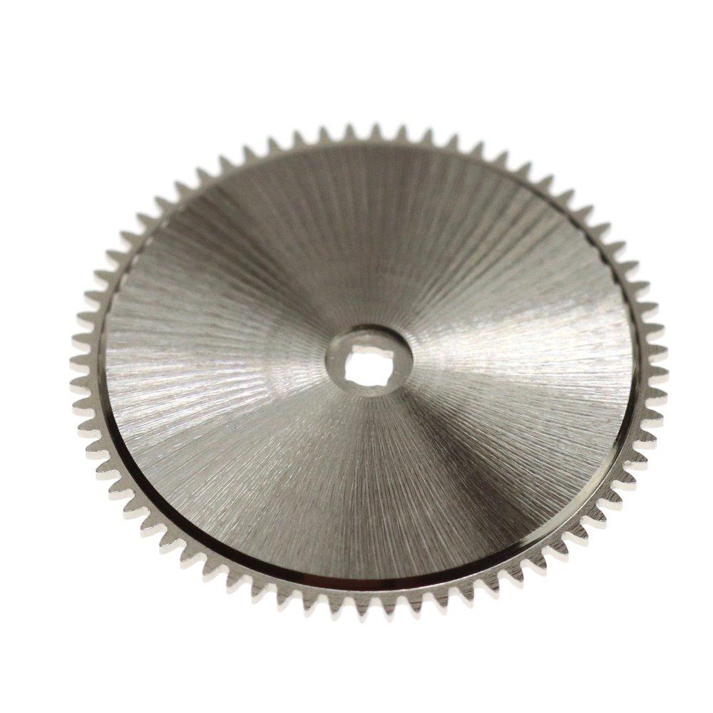 The ratchet wheel