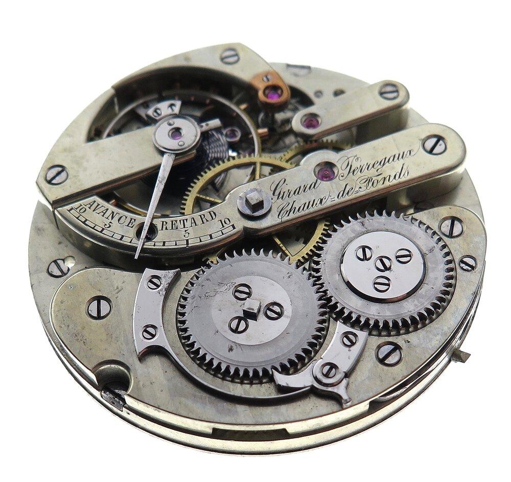 Winding mechanism