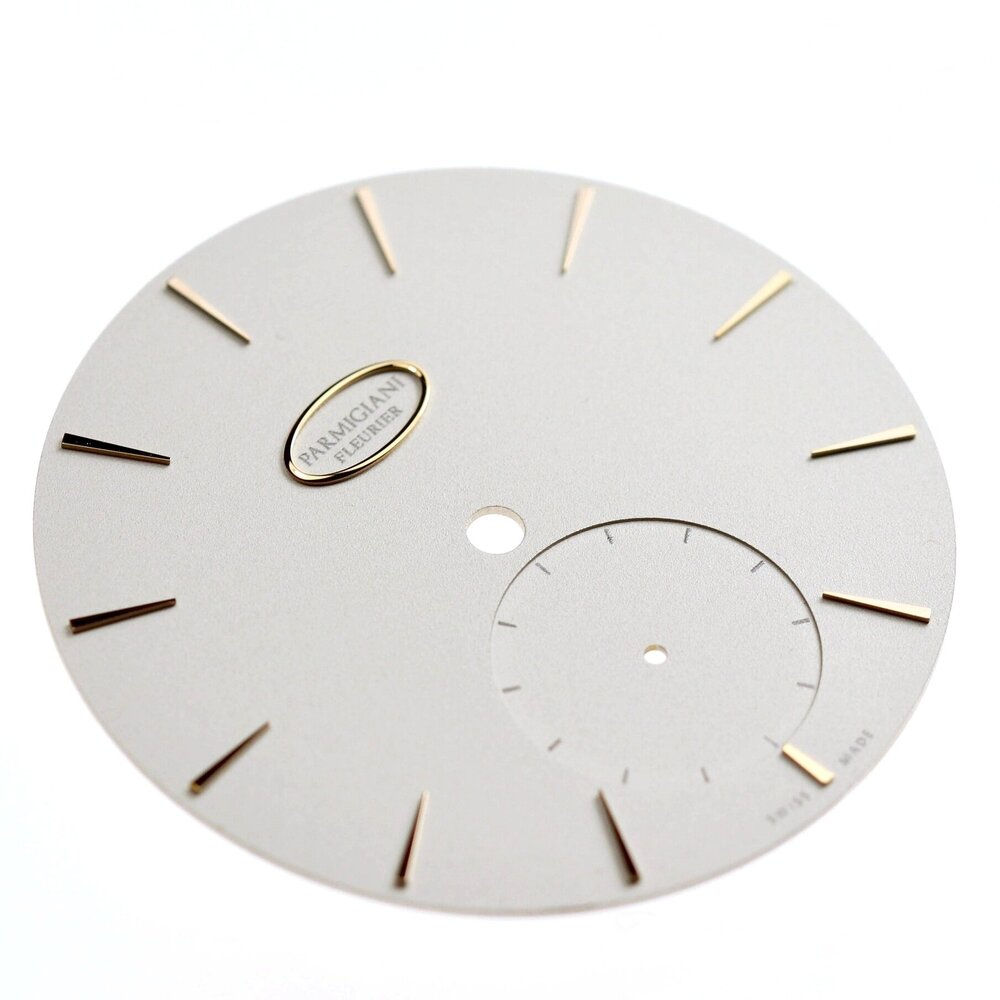 Dial removed from mvt