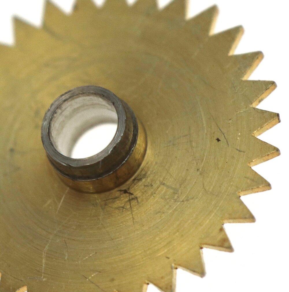 The date wheel
