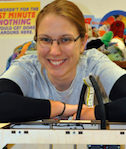 Christine Mytko, Seventh grade science teacher and K-8 STEAM coordinator @ Black Pine Circle School