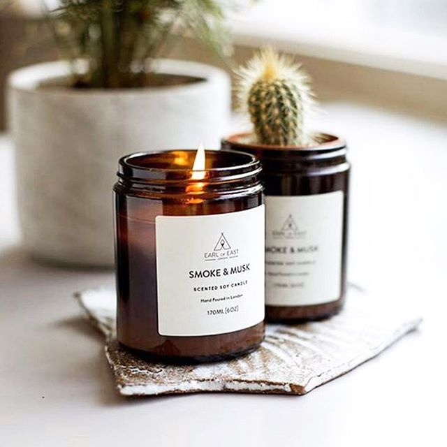 All @earlofeastlondon candles back in stock! Hand-poured natural soy candles perfect for these sunny days!