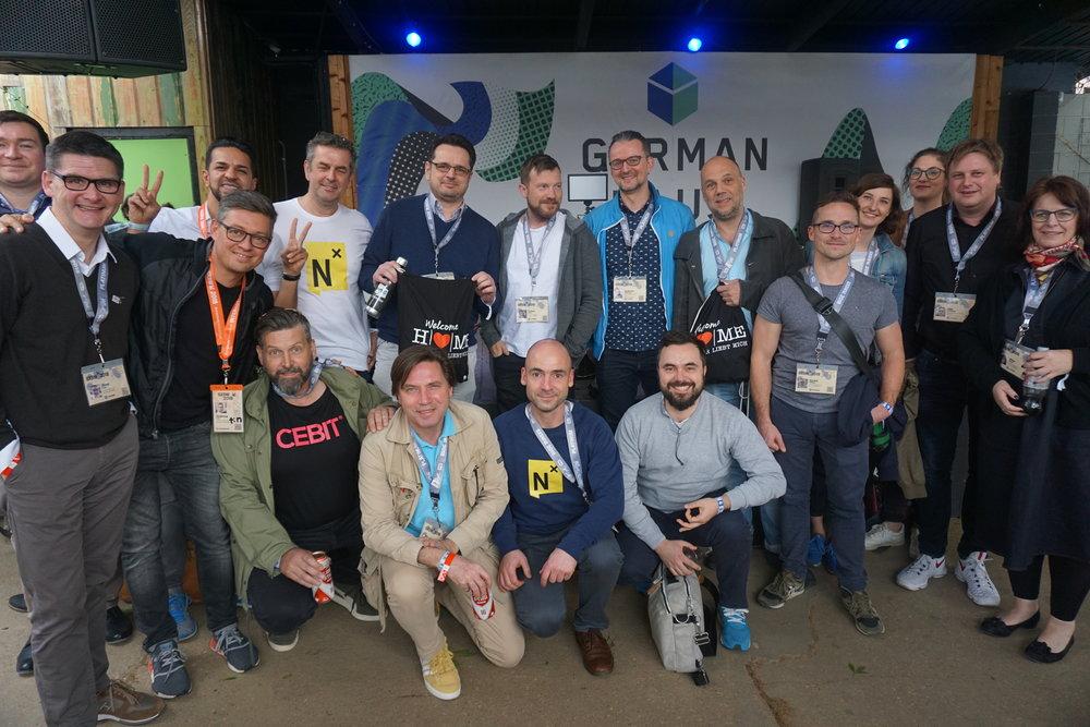 Hannover Delegation SXSW 2018