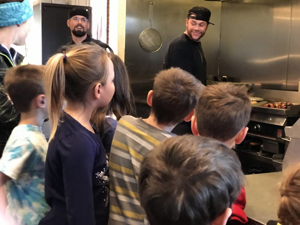 Password Protected - PfCA Pizza Day with Camp Friday -February 2nd, 2018