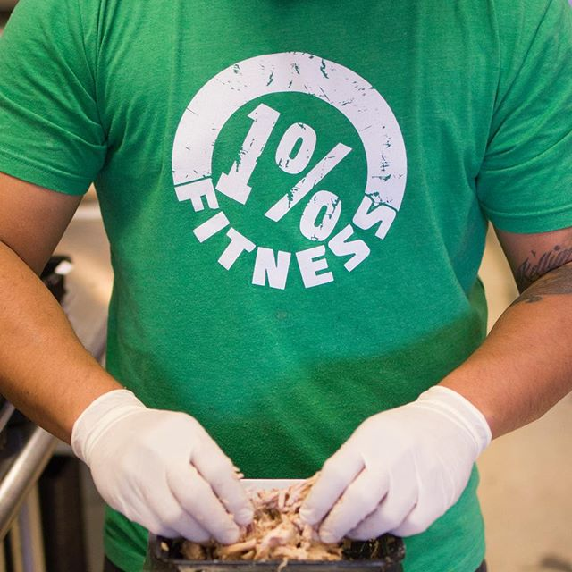 Keep your office energized and healthy! @1percentfitness is now on our menu, offering delicious food that's worthy of foodie and fitness guru alike 💪🏼 #getnomon #nöm #nomon